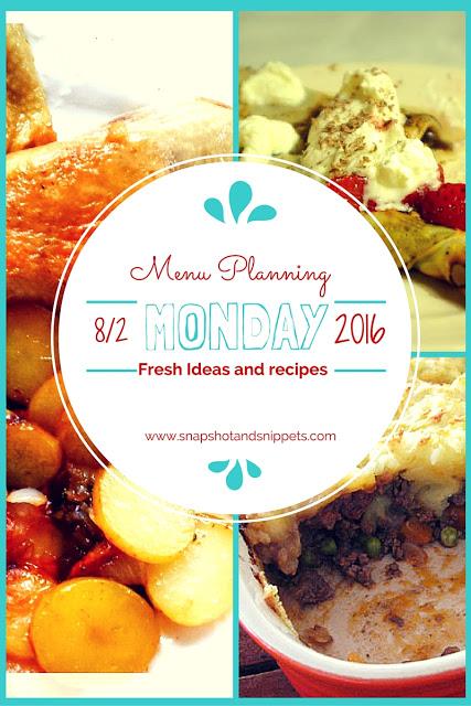 Menu Planning Monday(2)