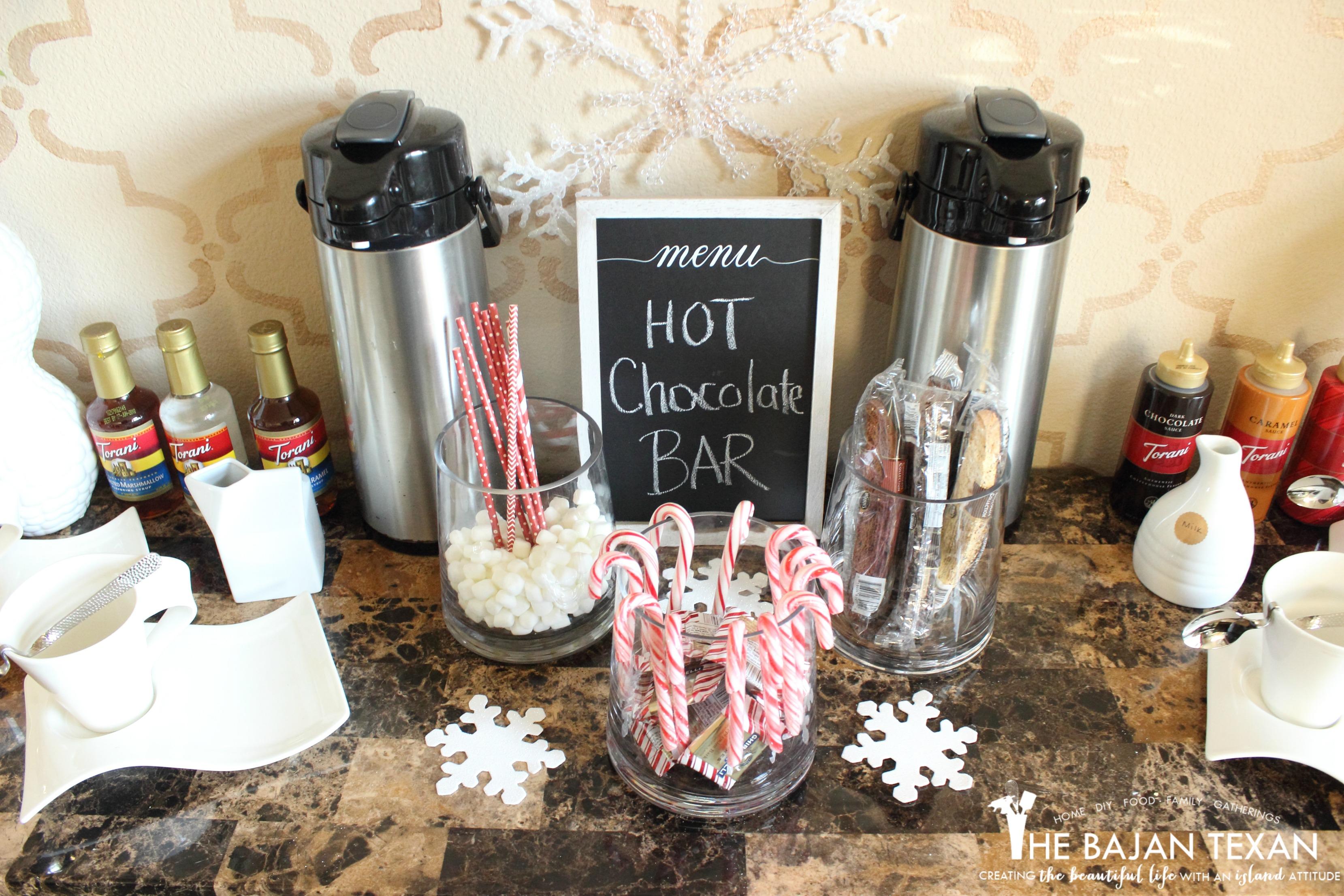 Hot Food Bar Recipes